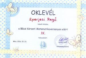 Eperjesi_Rego_oklevel